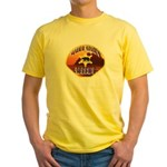 Malibu Sheriff Yellow T-Shirt
