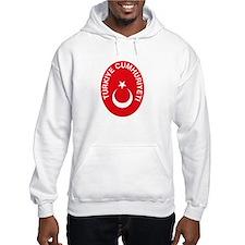 Turkey Coat of Arms Hoodie