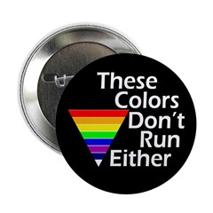 These Colors Don't Run Button (10 pack)