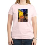 Cafe / Choc. Lab #11 Women's Light T-Shirt