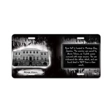 Rose Hall Historical Mug Aluminum License Plate