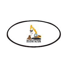 Excavator Patches