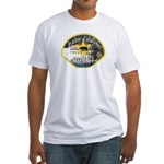 Avalon Catalina Sheriff Fitted T-Shirt