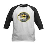 Avalon Catalina Sheriff Kids Baseball Jersey