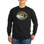 Avalon Catalina Sheriff Long Sleeve Dark T-Shirt