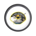 Avalon Catalina Sheriff Wall Clock