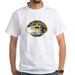 Avalon Catalina Sheriff White T-Shirt