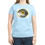 Avalon Catalina Sheriff Women's Light T-Shirt