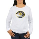 Avalon Catalina Sheriff Women's Long Sleeve T-Shir