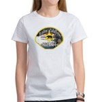 Avalon Catalina Sheriff Women's T-Shirt