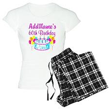 AWESOME 60TH Pajamas