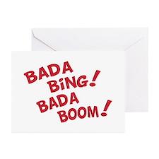 Bada Boom Greeting Cards (Pk of 10)