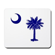 Palmetto and Crescent Mousepad