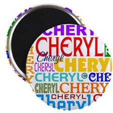 Cheryl Personalized Magnet