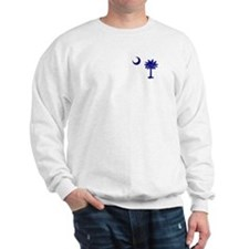 Palmetto and Crescent Sweatshirt