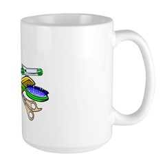 Scott Designs Large Mug