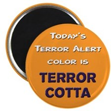 "Cute Cotta 2.25"" Magnet (100 pack)"