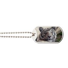 White Tiger Dog Tags