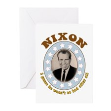 Bring Back Nixon Greeting Cards (10 pk)