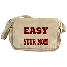If OCRs Were Easy Messenger Bag