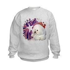 Bichon Star Sweatshirt