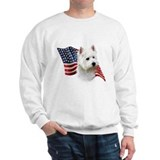 Westie Flag Jumper