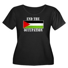 End the Occupation - T