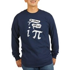 Be rational, Get real! Math Humor Long Sleeve T-Sh