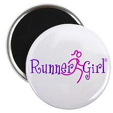 RunnerGirl Magnet