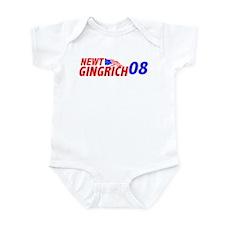 Newt Bumper Infant Bodysuit