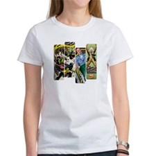 Professor X Comic Panel Tee