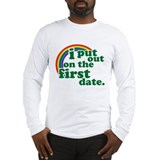 First Date Long Sleeve T-Shirt