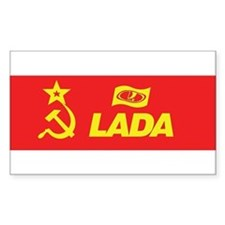 USSR-Lada Long Decal