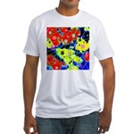 Pickatto by Tal Lynch Fitted T-Shirt