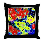 Pickatto by Tal Lynch Throw Pillow