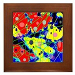 Pickatto by Tal Lynch Framed Tile