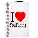 I Love YouTubing Journal