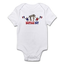 Bastille Day Infant Bodysuit