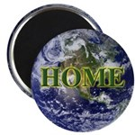 Earth is our Home Magnet