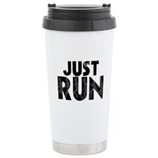 Just Run Travel Mug