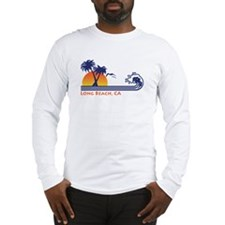 Long Beach California Long Sleeve T-Shirt