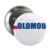 "Olomouc, Czech Republic 2.25"" Button (100 pack)"