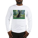 Bridge & Black Lab Long Sleeve T-Shirt