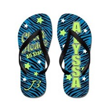 Unique Alyssa Flip Flops