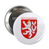 "Bohemia, Czech Republic 2.25"" Button (100 pack)"