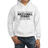 Proud National Guard Mother Hoodie