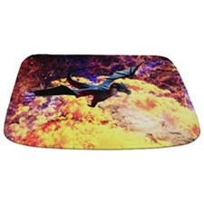 Planet of the Dragon Bathmat