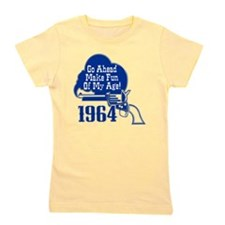 50th birthday Girl's Tee
