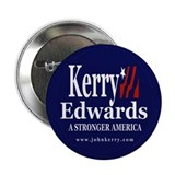 Kerry Edwards 100-pack Buttons