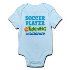 Future Soccer Player Personalized Body Suit